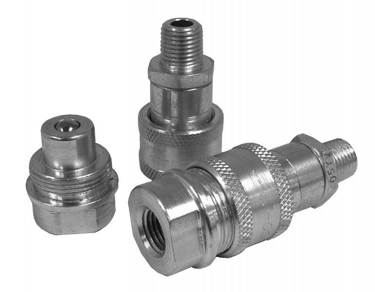 Quick Disconnect Couplers - Pioneer - 3000 Series Quick Disconnect Couplings