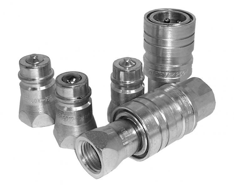 Quick Disconnect Couplers - Pioneer - 4200 Series Quick Disconnect Couplings