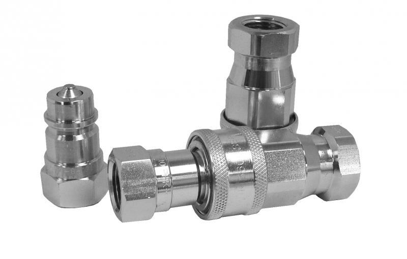 Quick Disconnect Couplers - Pioneer - Quick Disconnect Couplings - 6600 Series