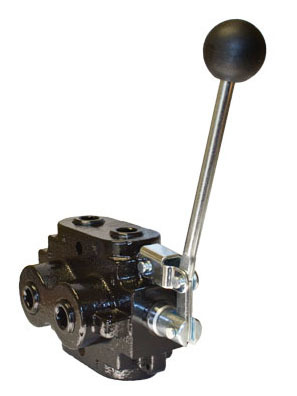 Double Selector Valves - Prince - Model DS - Double Selector Valves