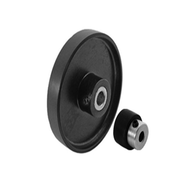 Idler Pulleys -  - Flat Belt Idler Pulleys