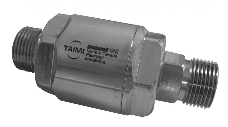 Inline Swivels - Taimi - Male ORFS - Male ORFS