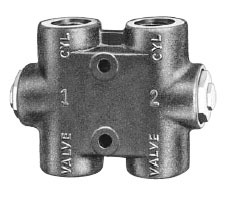 Check Valves -  - Model LO - Pilot Operated Check Valves