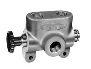 Single Selector Valves -  - Models S & SM - Two-position Selector Valves