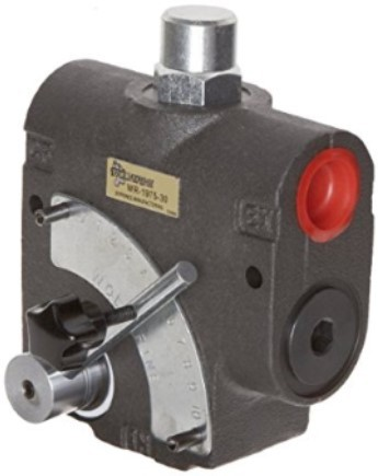 Flow Controls - Wolverine/Prince - Model WR Adjustable Flow Control Valves