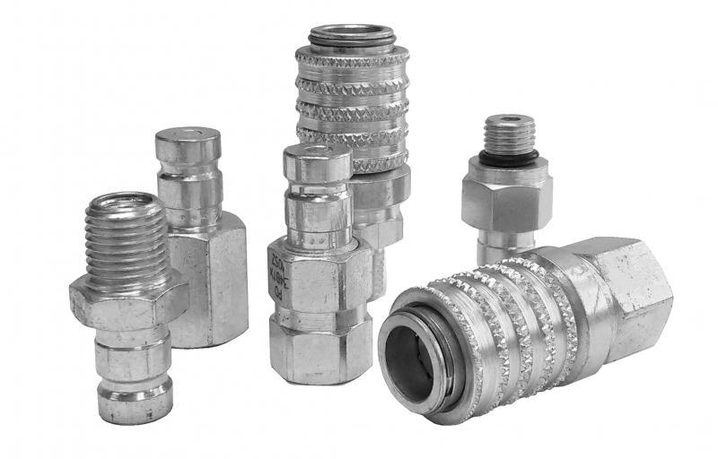 Quick Disconnect Couplers - Pioneer - Diagnostic Quick Coupling - PD Series