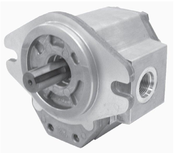 SP Series Hydraulic Gear Pumps - Prince - Prince SP25A Series Hydraulic Gear Pump