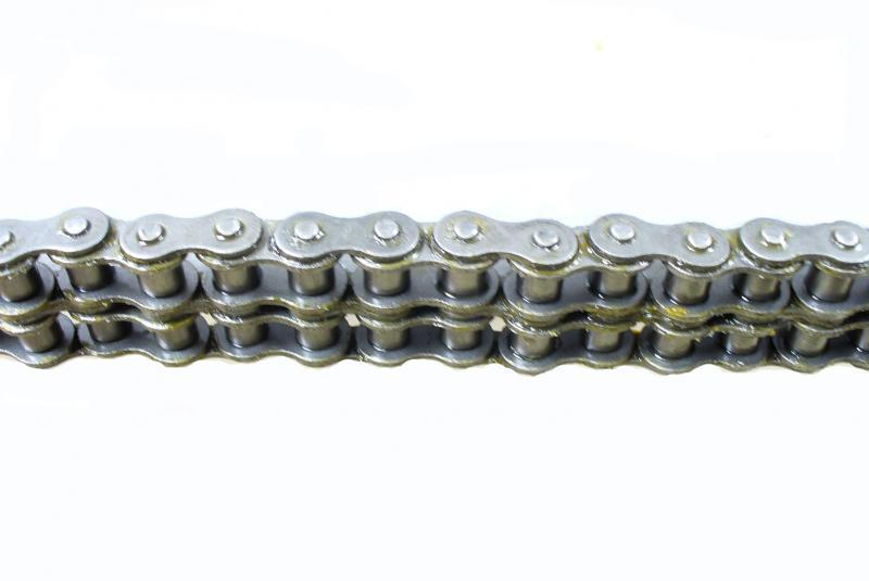 Roller Chain -  - Riveted Standard Roller Chain--ANSI Multiple Strands