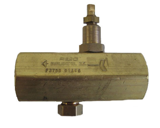 Flow Controls -  - F Series Valves